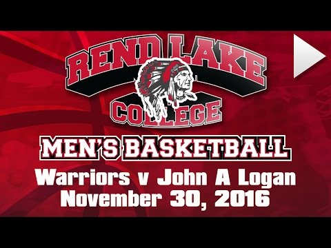 Men's Basketball: Rend Lake College vs John A Logan College