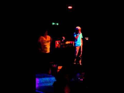 David warren singing karaoke # 2