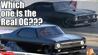 Murder Nova brought both of his cars to Outlaw Armageddon 4