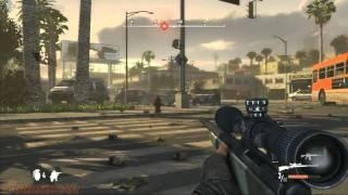 BattleLA Xbox 360 Gameplay 1