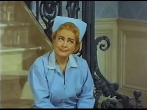 "Joan Crawford On ""The Lucy Show"" (HD) FULL Episode 1968"