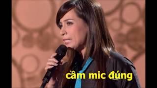 Chia Sẻ Cách Cầm Microphone Hát Đúng Kiểu,Tránh Hú,Giựt (the right way to hold  microphone)Video #89