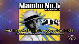 Lou Bega Mambo No 5 - Legendas english e português