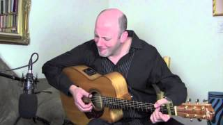 The Girl From Ipanema - Solo Acoustic Guitar - Adam Rafferty