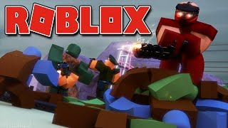 ROBLOX-DESTROYING ZOMBIES (Tower Battles)