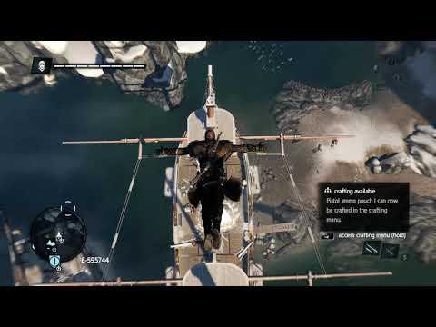 Assassin's Creed Rogue (PC, Deluxe) Walkthrough Part 55 / Templar Maps [4K] |