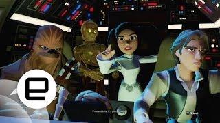 Playdate: Exploring a Galaxy Far, Far Away in 'Disney Infinity 3.0'