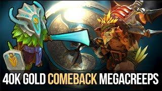 Video 36k Gold INSANE Rapier Megacreeps Comeback by Loda Stack — The International 2017 download MP3, 3GP, MP4, WEBM, AVI, FLV November 2017