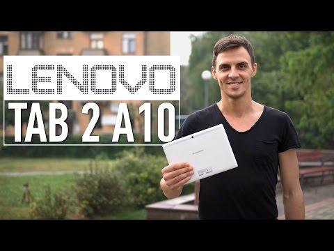 Lenovo Tab 2 A10-70L: обзор планшета