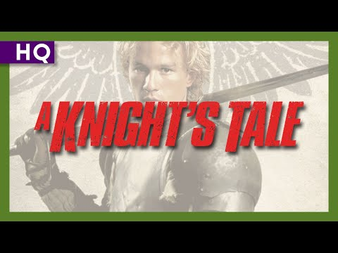 A Knight's Tale trailers