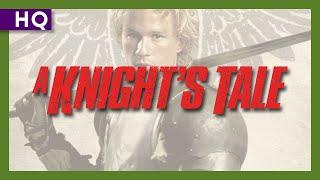 A Knight's Tale (2001) Trailer