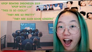 Download lagu Kpop Rewind Indonesia 2019: 'Kpop with Luv' Reaction