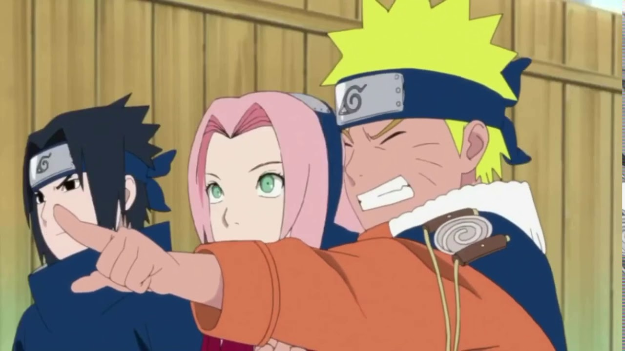 Download Kakashi Mask Mission with Team 7 and Others - Episode 469