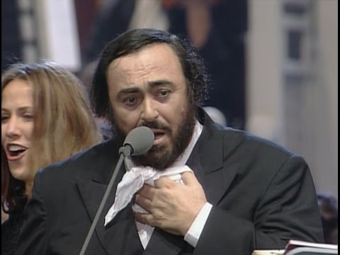 Modena - 1996 - Pavarotti And Friends For War Child (Full Concert) (HQ)