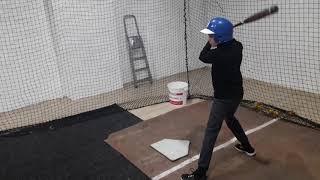 Отбивание в галерее. Кропивницкий бейсбол