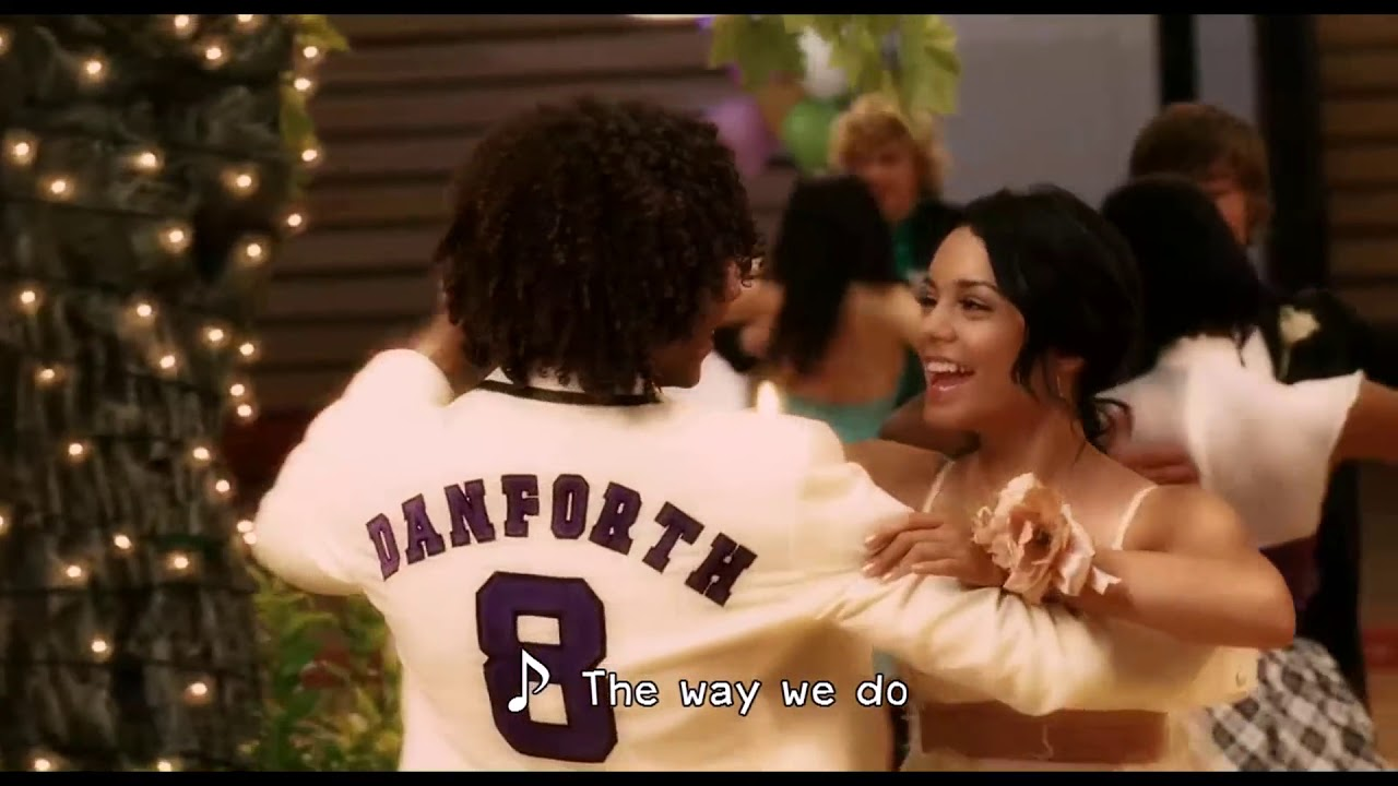 Download High School Musical 3 - Can I have This Dance Reprise HD