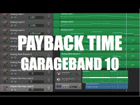 how to make ambient music garageband