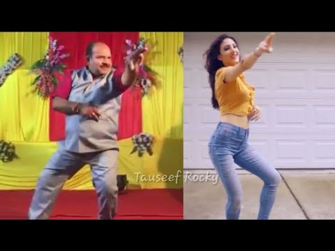 Dabbu Uncle Dance Sanjeev | Aapke Aa Jane Se Full Video | Govinda Uncle | Uncle Vs Deep Brar Dance