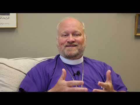 Stepping onto Soggy Ground: Week 6 - Easter and Power with Bishop Russell Kendrick
