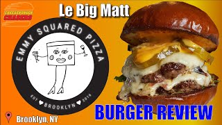 Emmy Squared Burger Review