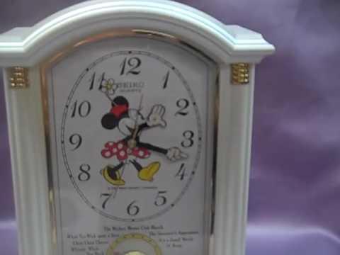 Disney-Clock