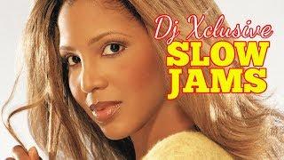 90s HOT SLOW JAMS MIX ~ MIXED BY DJ XCLUSIVE G2B ~ Toni Braxton, Joe, Keith Sweat, Usher, TLC & More