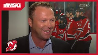 Martin Brodeur: For Me, New Jersey is Home | New Jersey Devils | MSG Networks