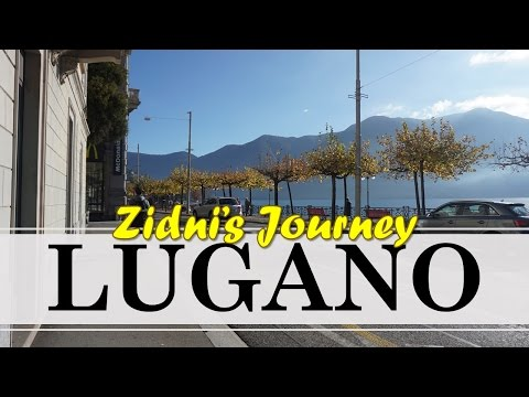 LUGANO: The Swiss-Mediterranean City [TRIP REPORT]