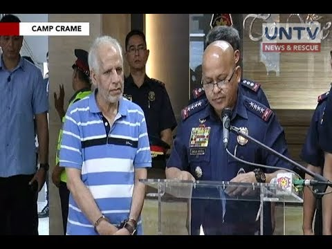 PNP Angeles nabbed an alleged member of Hama's terrorist group
