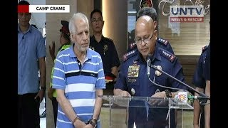 PNP Angeles nabbed an alleged member of Hama