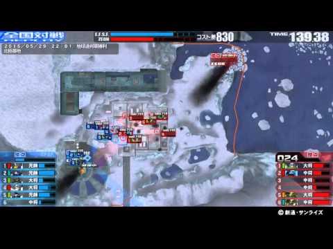 戦場の絆 15/05/29 22:01 北極基地...