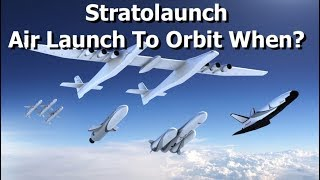 Stratolaunch Is Ready To Fly But Still Doesn't Have a Viable Rocket