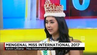 Mengenal Miss International 2017, Kevin Liliana dari Indonesia