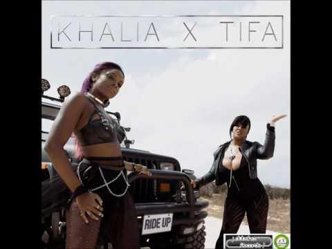 Khalia & Tifa - Ride Up 2017 (K.Licious Music Group) @DjWiickedMusic