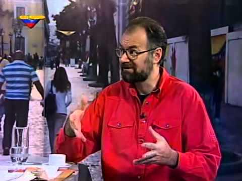 Eduardo Samán este domingo en Kiosko Veraz contra la guerra económica