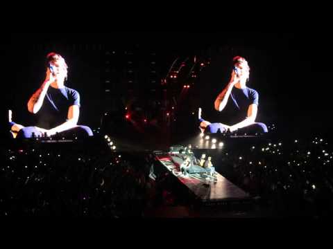 Little Things - One Direction @ DUBLIN 3Arena (Ireland) 10/16/2015