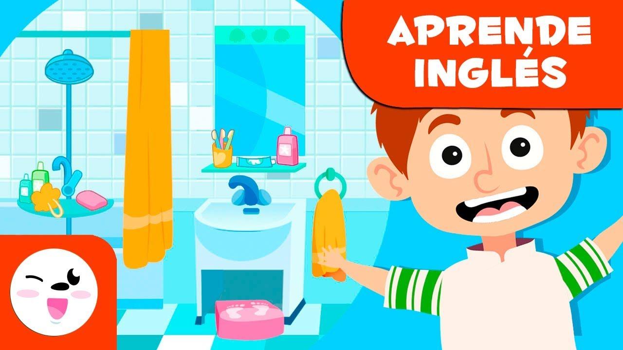 El ba o objetos del hogar vocabulario de ingl s para - Inodoro y lavabo en uno ...