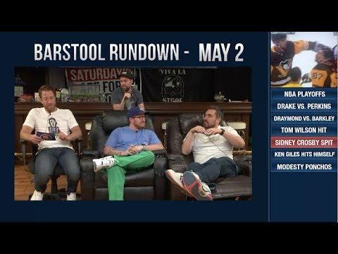 Barstool Rundown - May 2, 2018