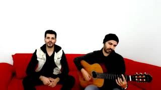 Buray Mecnun Sevdalar Sevdalar Akorlar Alper & Çağatay Şahin Cover