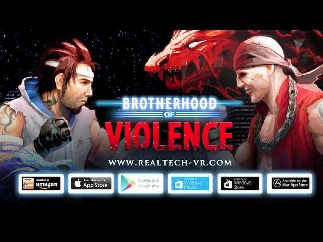Brotherhood of Violence - Official Trailer