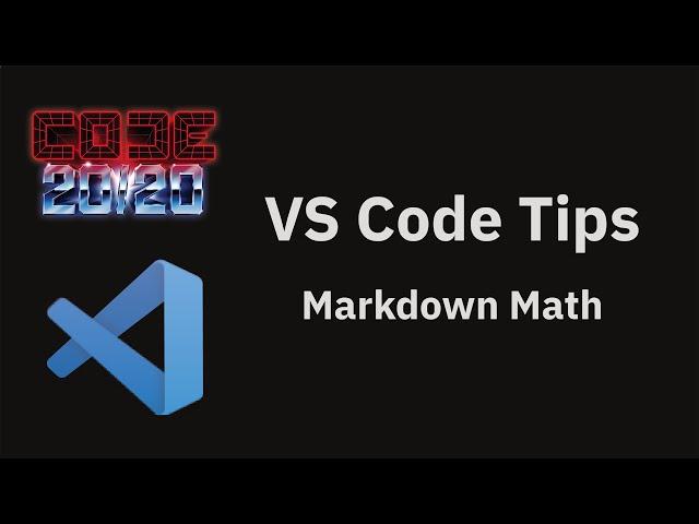 Markdown Math
