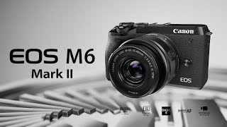 Introducing Canon's new digital camera, EOS M6 Mark II. This video introduces shooting functions of EOS M6 Mark II. Subscribe to the official Canon Imaging P...