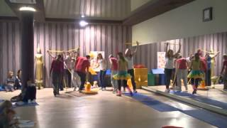 Серия Детский фитнес и Реабилитация. Урок