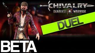 ♣ Chivalry: Deadliest Warrior - Duel - Beta Patch 2 [PC Gameplay]