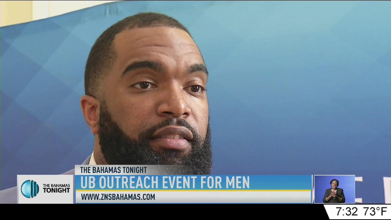 U.B OUTREACH EVENT FOR MEN