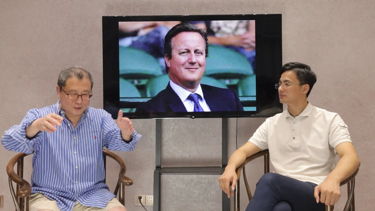 寰球揭秘第二十七集 英国脱欧—中情局的秘密行动