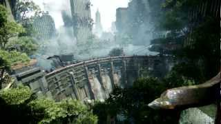 Crysis 3 - Демонстрация движка CryEngine 3