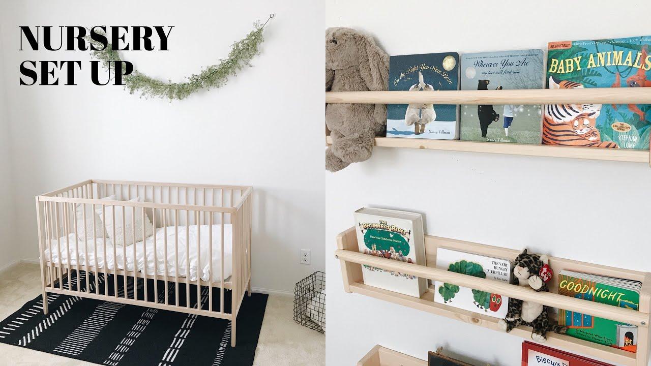 Setting Up The Nursery You