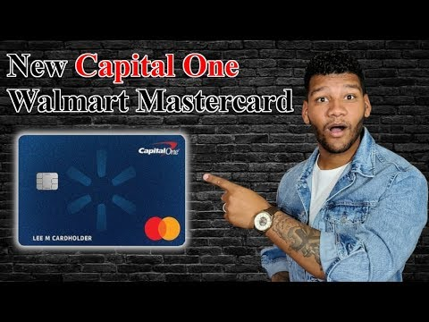 NEW Capital One Walmart Rewards MasterCard | Do You Need It?