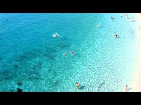 SPIAGGIA DI TORRE DEL MARE  BERGEGGISPOTORNO 2282011  YouTube